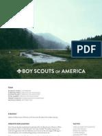 Boy Scouts of America- Christine Pizzo