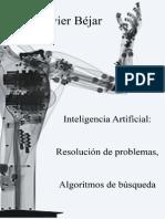 Inteligencia Artificial Resolucion de Problemas Algoritmos de Busqueda