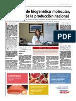 Laboratorio Genia - El Observador 2013