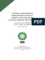 laporan 3 elektronika dasar 1