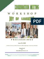 2nd Workshop Proceedings