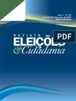 Sobre Direito Eleitoral Stricto Sensu Fls. 25