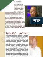 Toshiro Kanishi Por Camelin