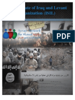 Research about Islamic state of Iraq and Levant Organization ISIL