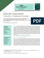 2011_Escalas-Taberner Et Al._sensitive Skin a Complex Syndrome