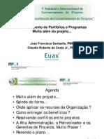 2005 11 30 Gestao Portfolios+Programas