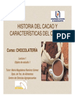 Cacao Historia Cultivo y Produccion
