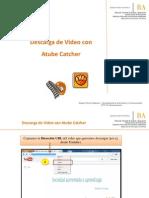 Tutorial Descarga de Video Con Atube Catcher