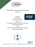 CALENDARIO ACADÉMICO  Y DISTRIBUCIÓN DE PORCENTAJE DE CALIFICACIÓN 2014-1