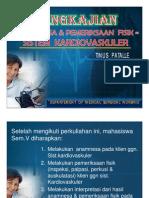 Pemeriksaan Fisik Sist.kardiovaskuler