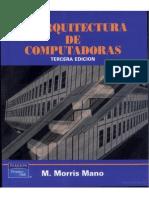 Arquitectura de Computadoras, 3°  EDMorrisC1-2