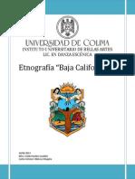 Etnografía Baja California