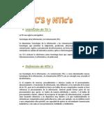 TIC_S Y NITC_S