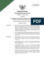 Perwal 32 Tahun 2008 - Tupoksi Satpol PP
