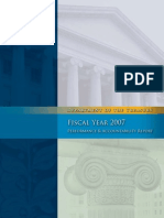 Department of Treasury Fiscal Year 2007