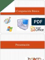 Curso de Computación primaria