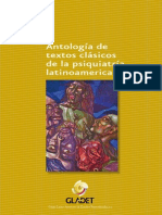 Textos Clsicos de La Psiquiatra Latinoamericana