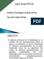 Unidad I Cuenca Hidrologica