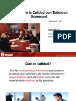 Gestion de Calidad y BSC Ses 1-2x