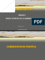 Clase III Administracion