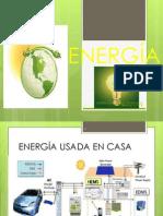 ENERGÍA (TRABAJO 14)