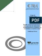 Informe Comparativo Final Estandares Ferrer 2008