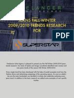 Superstar Jeans Fw2009 2010