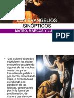 LOS EVANGELIOS SINÓPTICOS - INTRO