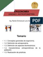 CLASE 1.1 DEFINICIÓN ERGONOMÍA