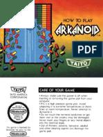 Arkanoid (U)