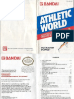 Athletic World (U)