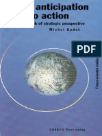 Book From Anticipation to Action Godet