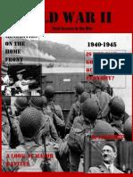 world war ii-1940s cover