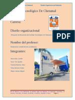 REDISEÑO DEL INSTITUTO TECNOLOGICO DE CHETUMAL..doc