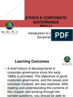 Slide 2 Introduction to Corporate Governance