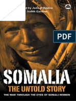 Somalia - The Untold Story through eyes ofwomen