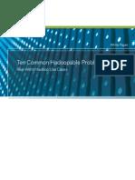 Ten Common Hadoopable Problems Final 0511