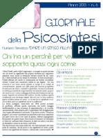 Giornale Della Psicosintesi n° 6