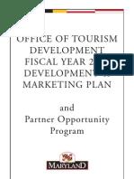 Marketing Plan Maryland