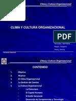 Presentacion Clima y Cultura i