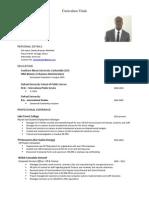 Public CV- Charles Brandon Whitfield