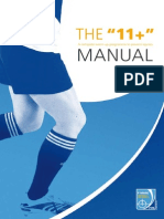 FIFA Soccer 11 Plus Manual