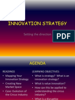 Innovation Strategy at Circus