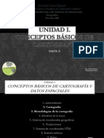 Unidad i. Conceptos Basicos de Cartografia Ip2014part2