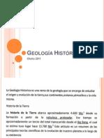 Geología Histórica 1era parte