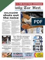 The Daily Tar Heel for Feb. 12, 2014