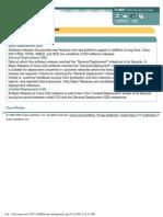 Cisco IOS Software Selector - Cisco Systems