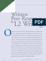Written Peer