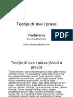 42086597 Teorija Drzave i Prava