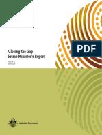 Closing the Gap Report 2014